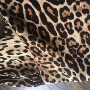 Joe Fresh Dresses - Joe Fresh Leopard Print Shift Dress -XSP